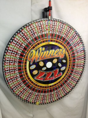 Wall Hanging Prize Wheel