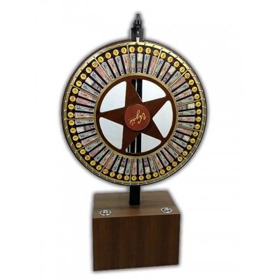Vegas Style Money Wheel With GBP Prizes